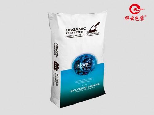 塑编珠光膜(40kg)蓝菌球 55*95